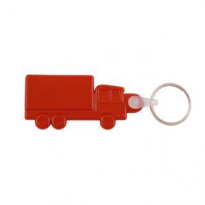 Schlüsselanhänger mit Logo LKW