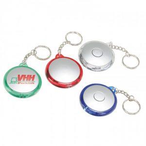 Schlüsselanhänger mit LED bedrucken